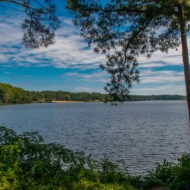 Nearby Lake Allatoona